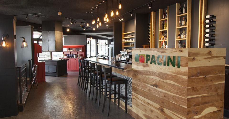 Projet aménagement intérieur Pacini