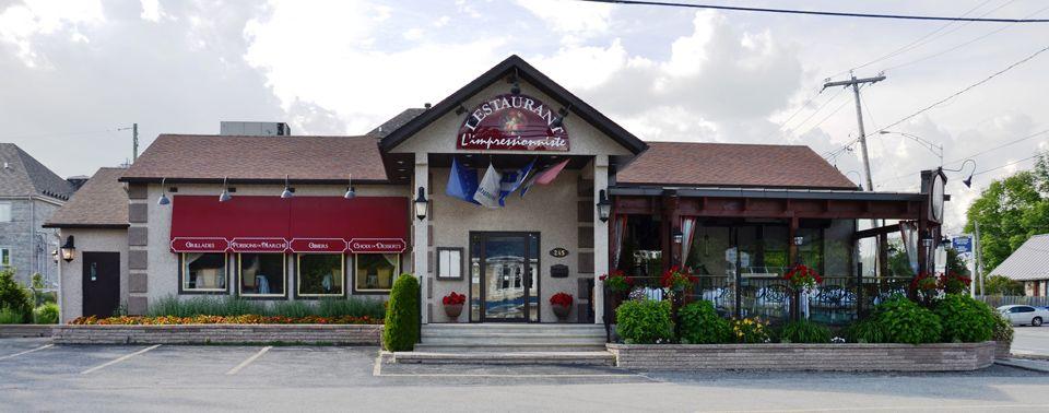 Projet commercial restaurant l'impressionniste