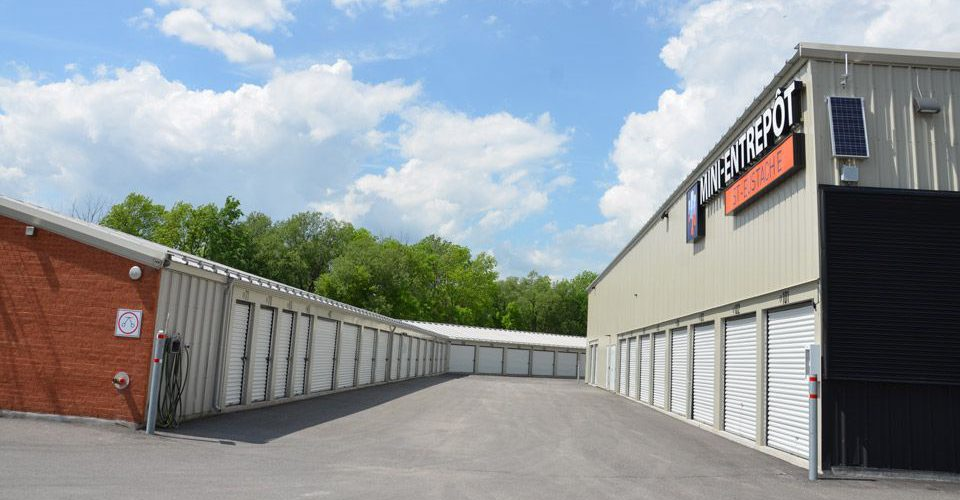 Mini-entrepôt St-Eustache