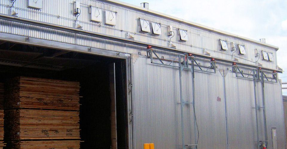Dry Kilns - séchoirs à bois