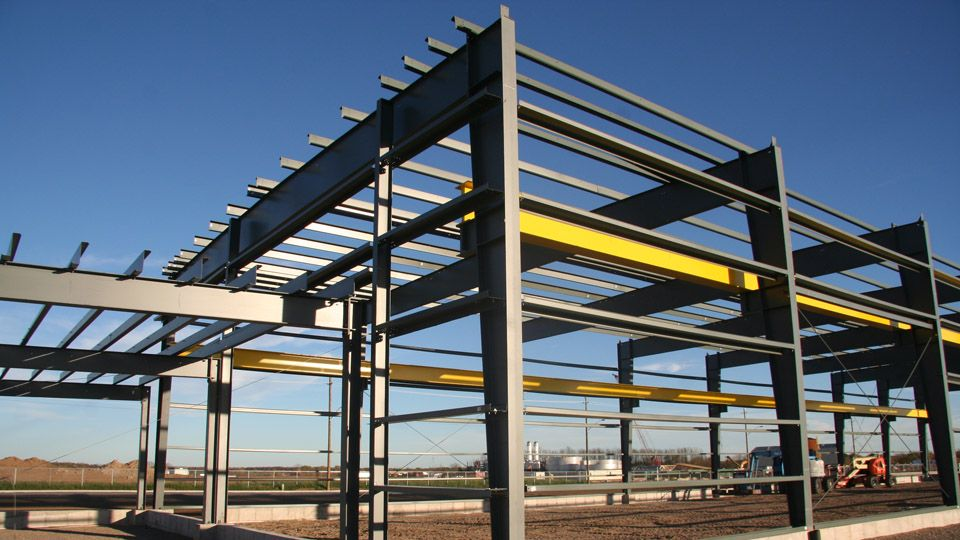 Services structures Steelway