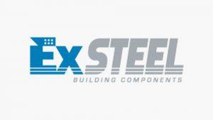 exSteel_building-components_logo